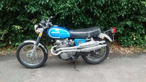1972 Honda CL450 For Sale