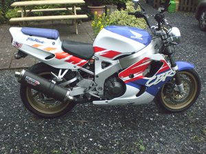 Honda CBR 900 Fireblade RRN 1993 PROJECT For Sale