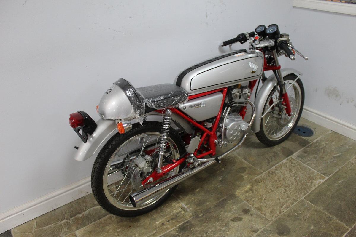 1997 Honda AC15 Or 50 cc Dream  LTD Edition NO MILES SOLD (picture 2 of 6)