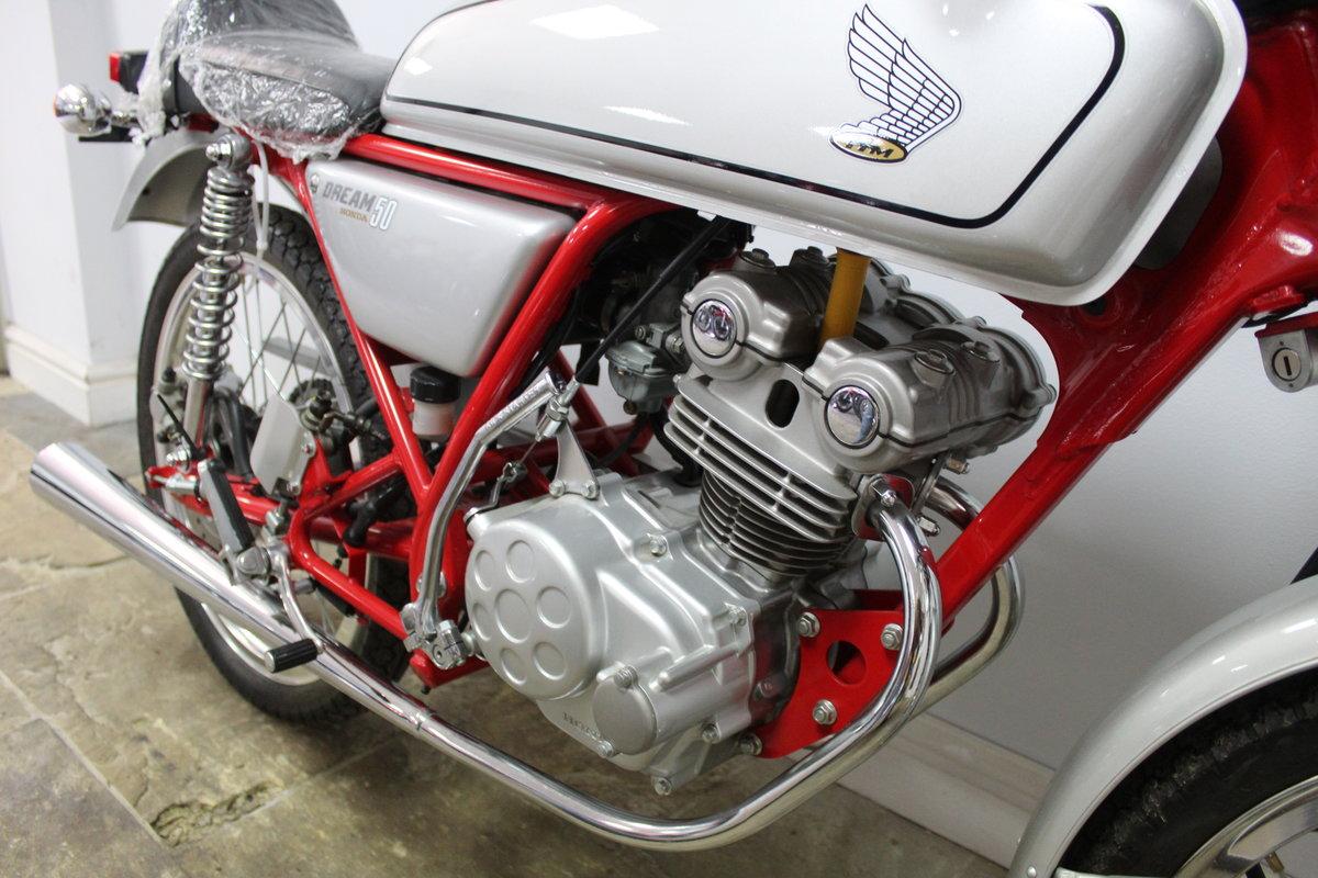 1997 Honda AC15 Or 50 cc Dream  LTD Edition NO MILES SOLD (picture 4 of 6)