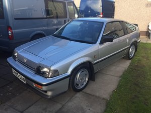 1986 Honda CRX 1.6i MK1 For Sale