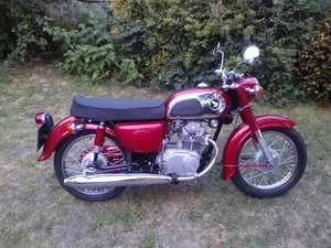 1971 Honda cd175 in a very good condition, MOT For Sale
