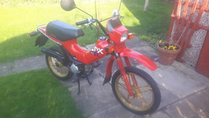 1985 Honda pxr 50 50cc For Sale