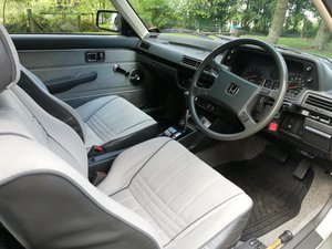 1983 Honda Accord 3TA Concourse For Sale