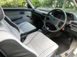 1983 Honda Accord 3TA Concourse