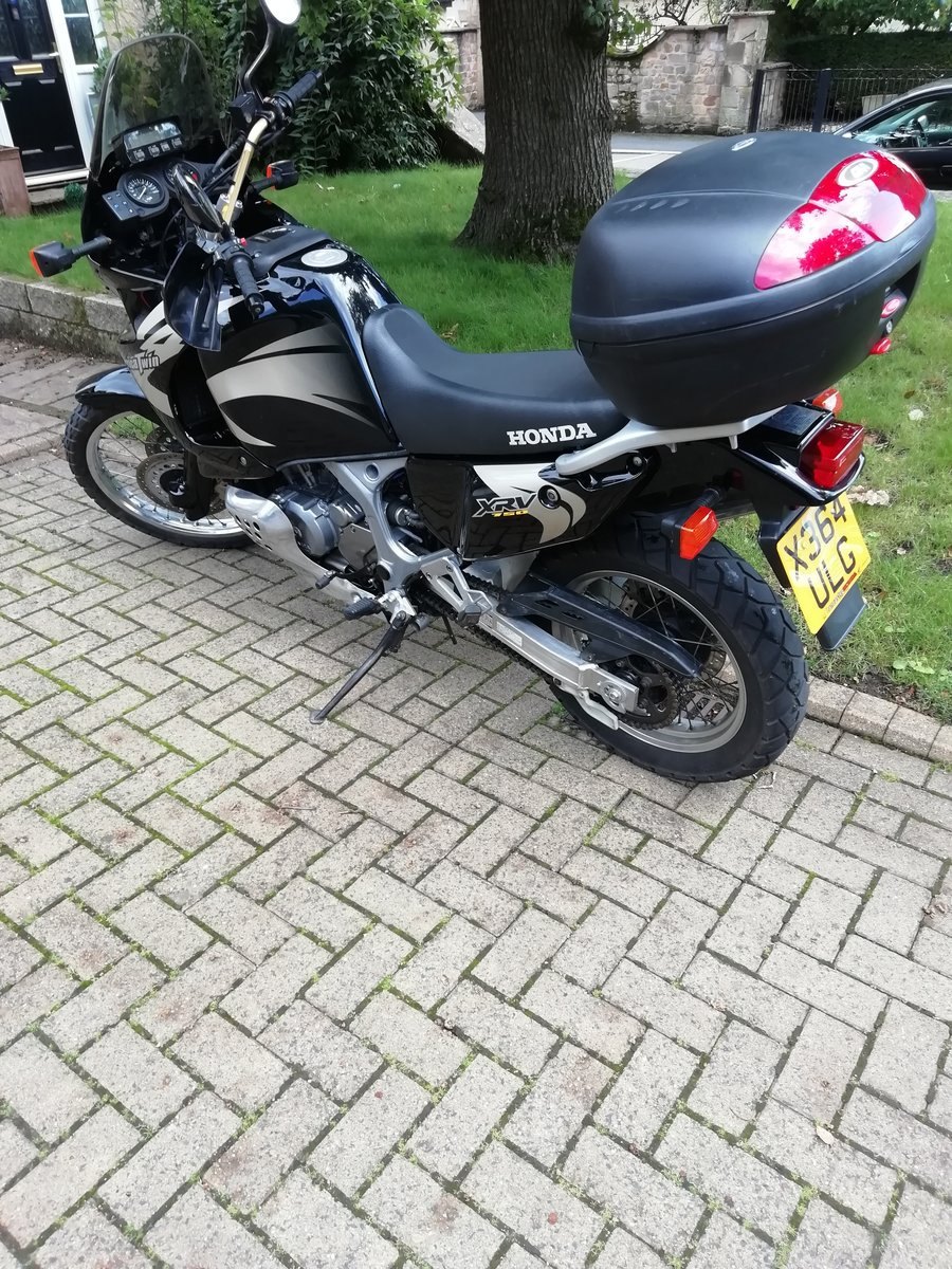2000 HONDA XRV 750 AFRICA TWIN For Sale (picture 1 of 6)