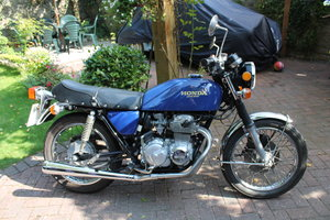 Picture of 1977 honda 400 four super sport   historic registered, Mot exempt