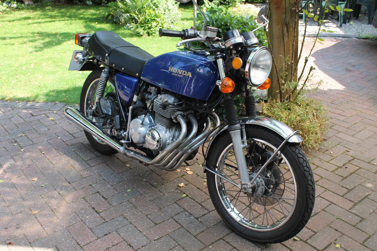 1977 honda 400 four super sport   historic registered, Mot exempt For Sale (picture 3 of 6)