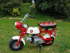 1967 Honda Z50 M Monkey For Sale