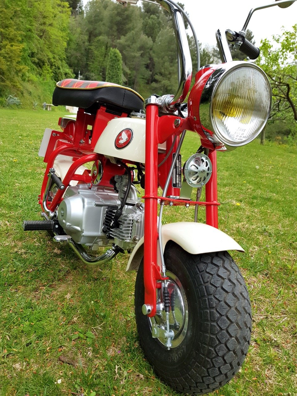 1967 Honda Z50 M Monkey For Sale (picture 2 of 6)