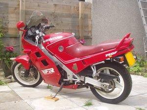 1989 Honda 750 VFR F For Sale