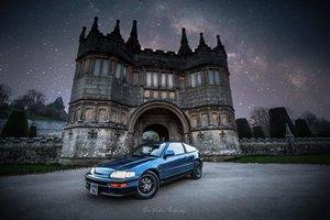 1991 Honda CRX VTEC EE8 B16 Civic