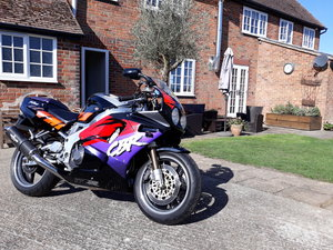 1992 Honda CBR900RRN Fireblade - First year For Sale