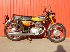 Honda CB175  1975 For Sale