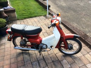 1994 Honda Cub C90 - Numbers Matching For Sale