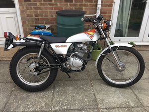 1978 Honda TL125S For Sale