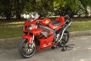 2001 Honda VTR 1000 SP1 For Sale