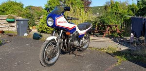 1983 Honda CBX550 motorcycle. For Sale