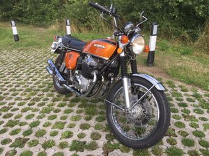 1972 Honda CB750 Four K2 Very good condition