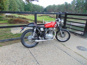 1977 Honda CB360 Cafe Racer For Sale