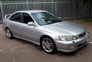 Honda accord type r 2002 top spec fully loaded fsh