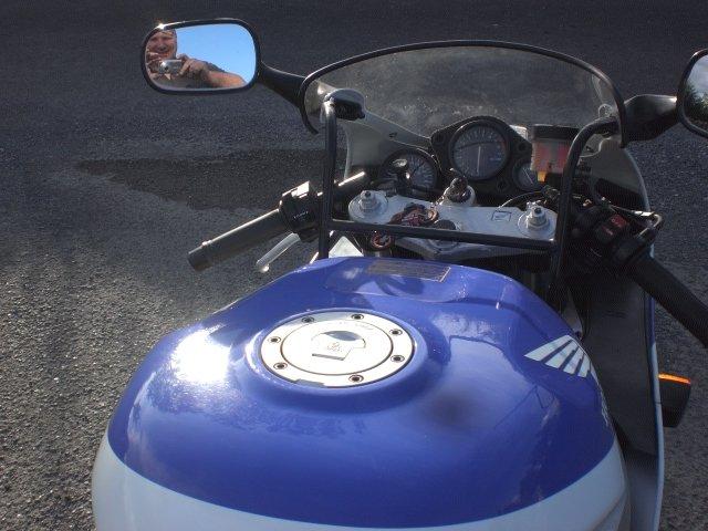 Honda CBR 900 Fireblade RRN  White/Red/Blue 1992 For Sale (picture 6 of 6)