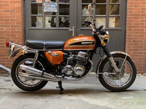 1977 Honda CB 750 K6 Candian model  For Sale