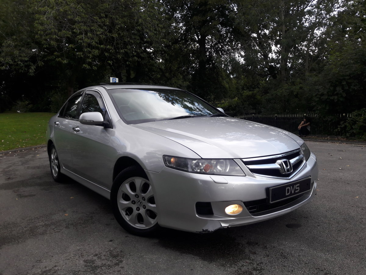 2007/07 Honda Accord EX I CDTI * High Mileage Great Runner* SOLD (picture 1 of 6)