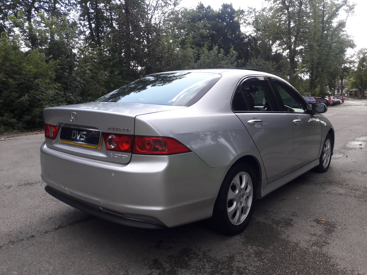 2007/07 Honda Accord EX I CDTI * High Mileage Great Runner* SOLD (picture 2 of 6)