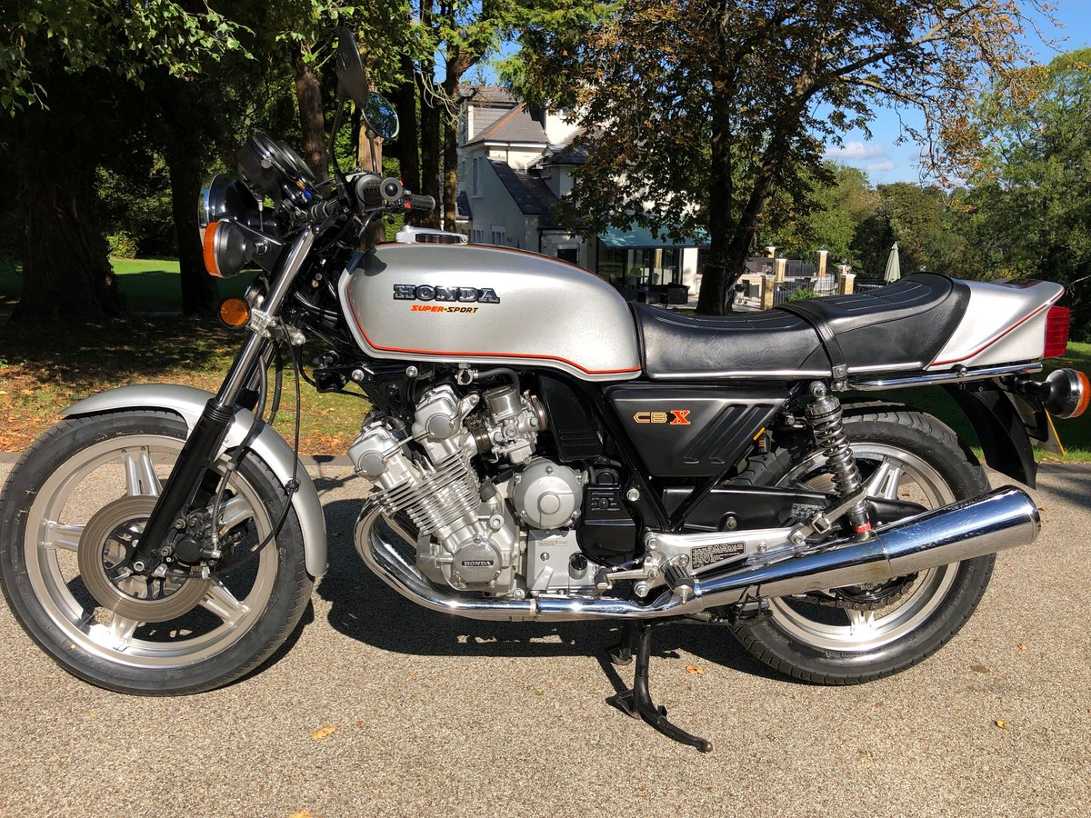 1978 CBX1000Z Unrestored low mileage superb SOLD (picture 1 of 6)
