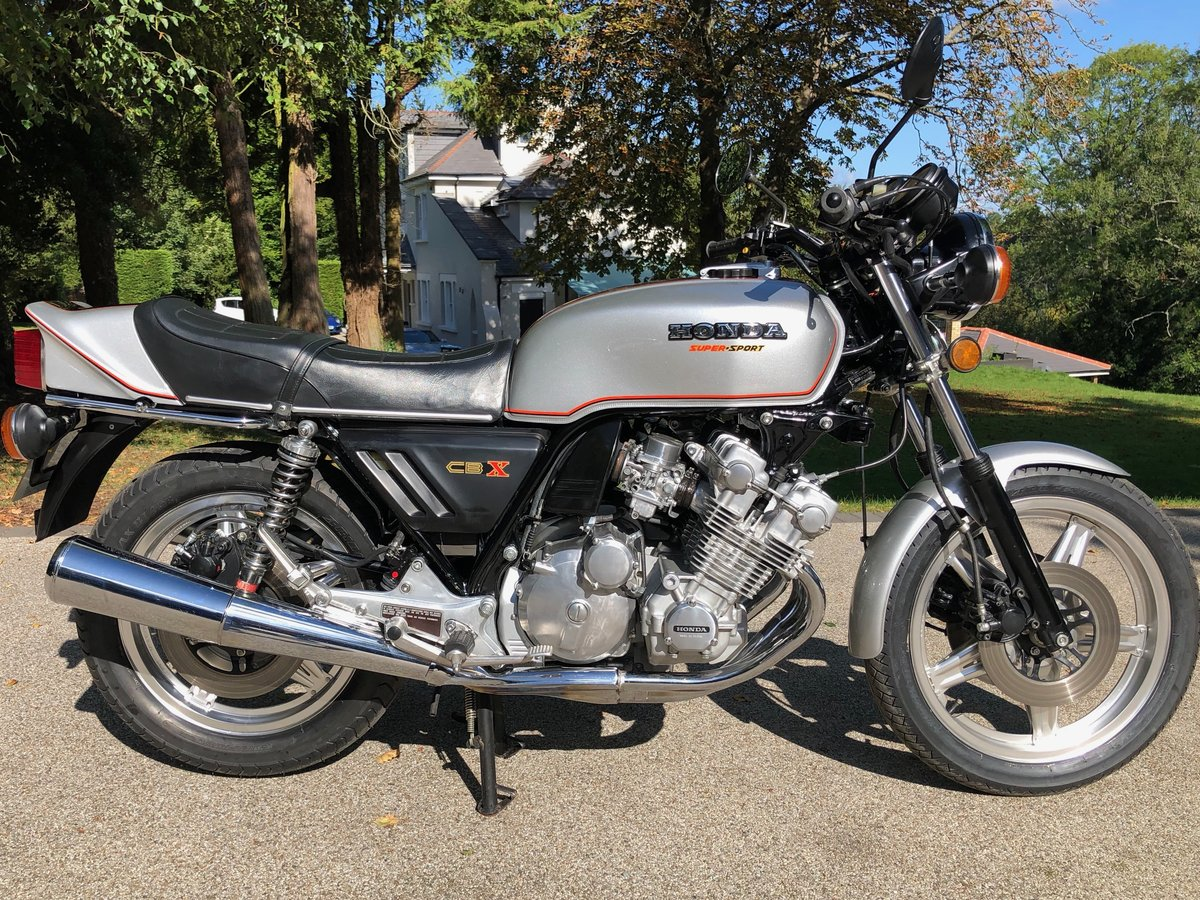 1978 CBX1000Z Unrestored low mileage superb SOLD (picture 2 of 6)
