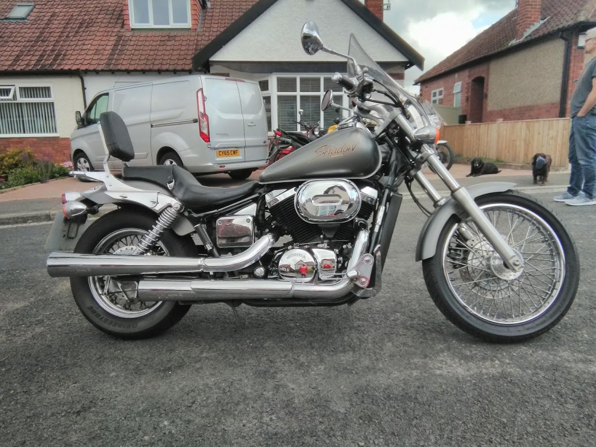 2003 HONDA SHADOW VT750DC-Y For Sale | Car And Classic