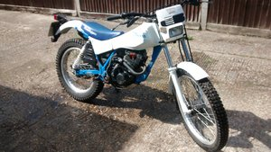 1988 Honda TL 125 Trails bike For Sale