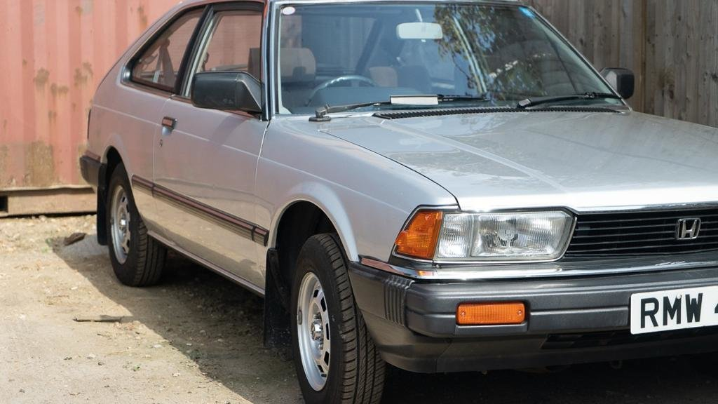 1982 Honda Accord in perfect condition For Sale (picture 3 of 6)