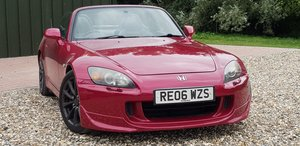2006 VERY  RARE  MONZA  PEARL RED  MUGEN STYLE  KIT STUNNING