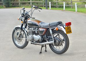 1974 Honda CB5504 SOLD by Auction