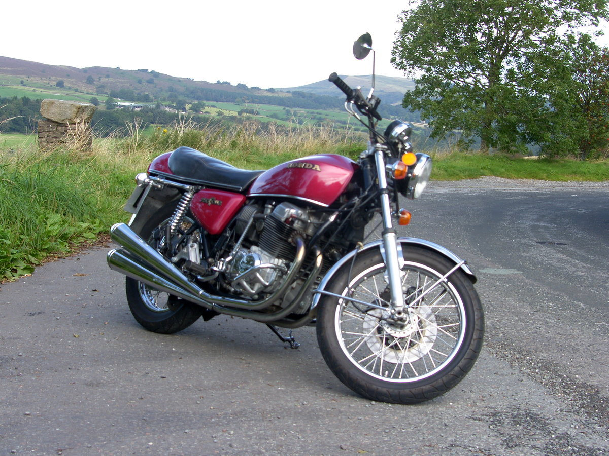 1978 HONDA CB750 For Sale | Car And Classic