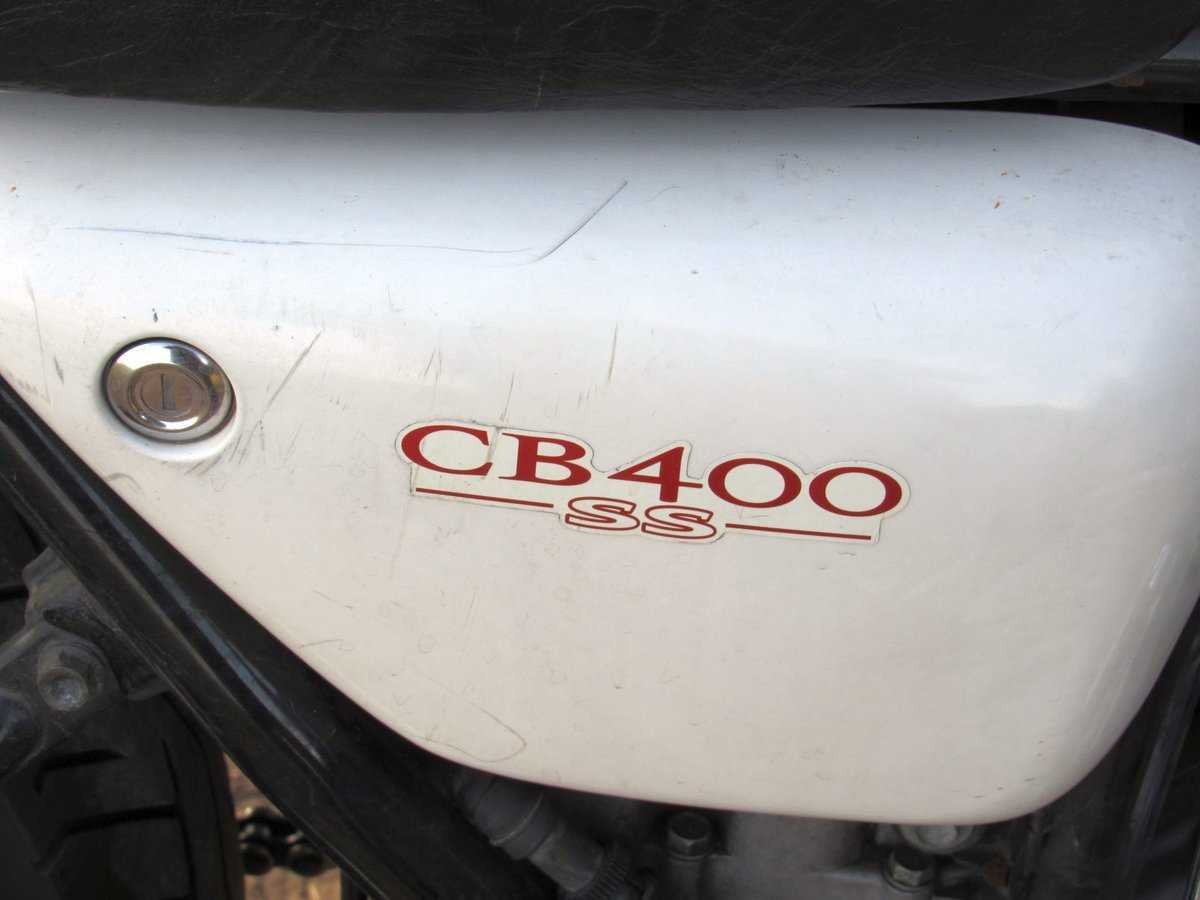 2004 Honda CB400ss For Sale (picture 5 of 6)