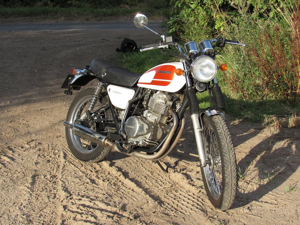 2004 Honda CB400ss For Sale (picture 3 of 6)
