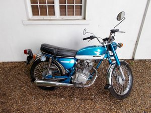 Honda CB125S  Barn Find Project
