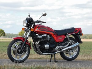 1985 Honda CB 900 F Bol 'd OR SC09 like new SOLD