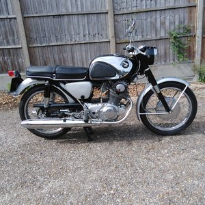 1964 Honda CB72   For Sale