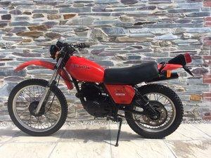 1981 Honda xl250s twin shock