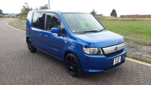 2006 HONDA SPIKE MINI MPV – ELECTRIC BLUE – FRESH JDM IMPORT For Sale