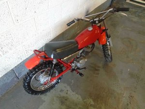HONDA MR50 ELSINORE MINI TRAILS BIKE(1974)  For Sale