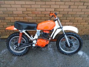HONDA XL75 MINI TRAILS BIKE(1979) RED!  For Sale