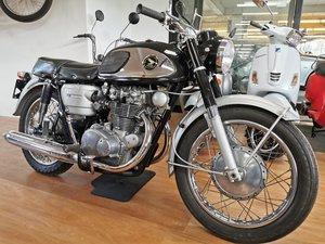 1966 Honda CB450 K Black Bomber