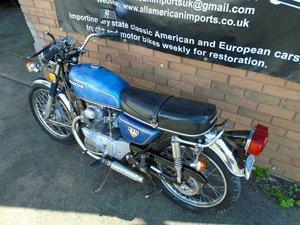 HONDA CB175 K6 SPORTS MOTORBIKE(1973)2 OWNERS JUST 7K!  For Sale