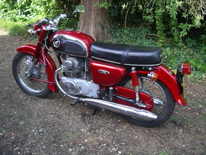 1973 CD175 Ideal Lightweight for Club Runs For Sale