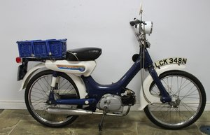 1975 Honda PC50 Moped presented in excellent original condit SOLD